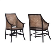 POLO RATTAN ARM CHAIR - Set of 2