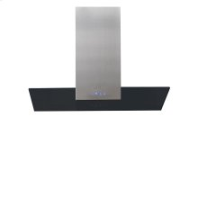 Discovery Wall Mounted Chimney Hood, in Stainless Steel