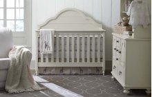 Inspirations by Wendy Bellissimo - Morning Mist Grow with Me Convertible Crib