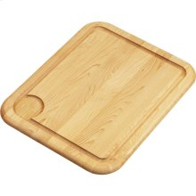 "Elkay Hardwood 13-1/2"" x 17"" x 1"" Cutting Board"