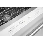46 DBA Dishwasher with Third Level Rack - White Photo #4