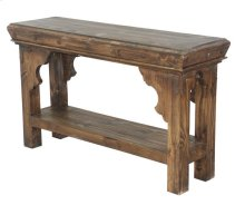 Maya Sofa Table Medio Finish