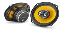 6 x 9-inch (150 x 230 mm) 3-Way Coaxial Speaker System