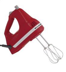 KitchenAid® 5-Speed Ultra Power® Hand Mixer - Empire Red