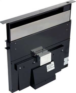 """30"""", Stainless Steel, Downdraft, Designed for Optional External Blowers. Choice of Optional Exterior or In-line Blowers Purchased Separately"""