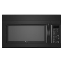 1.7 cu. ft. Microwave-Range Hood Combination