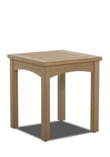 Delray Square End Table