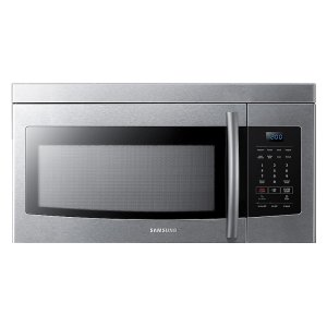 Samsung1.6 cu. ft. Over-the-Range Microwave in Stainless Steel