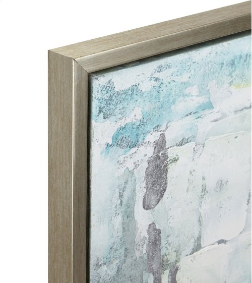 Genevere Framed Oil Painting - Ast 3