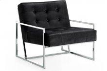 """Alexis Velvet Accent Chair - 32""""L x 28""""D x 27.5""""H"""