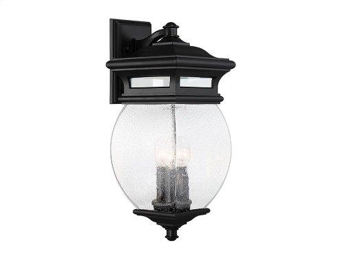 Seven Oaks 3 Light Wall Lantern