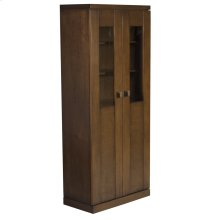 Simple and Masterfully Constructed From the Highest Grade Materials This Armoire Provides A Stylish Storage Option for the Dining or Living Room.