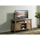 Rowan - 58-inch TV Console - Rough-hewn Gray Finish Product Image