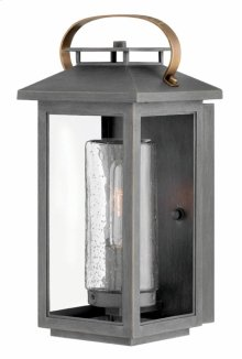 Ash Bronze Atwater Exterior Wall Mount