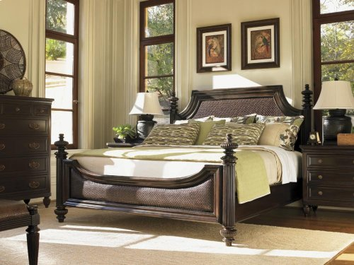 King Harbour Point Headboard