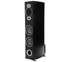 High Performance Floorstanding Loudspeaker in Black
