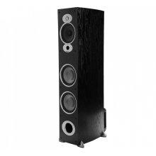 High Performance Floorstanding Loudspeaker in Black