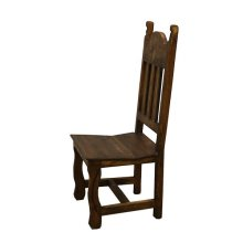 Dining Chair W/Wood Seat