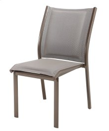 Emerald Home Talon Padded Sling Side Chair Bronze Od1311-23-2