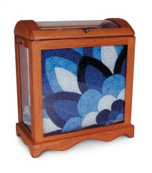 "Quilt Display Case, 30""h"