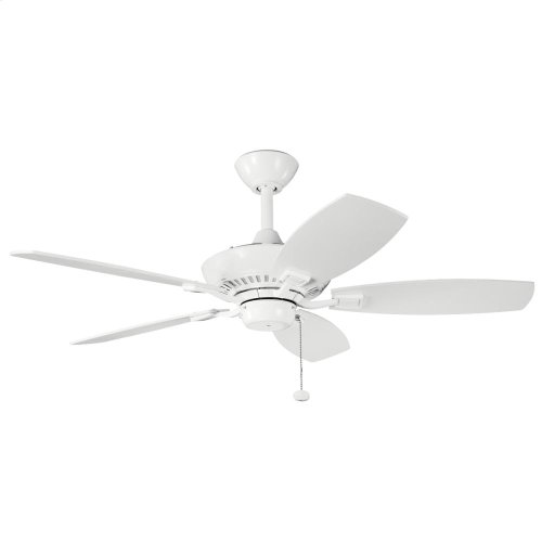 """Canfield 44"""" Collection 44 Inch Canfield Fan"""