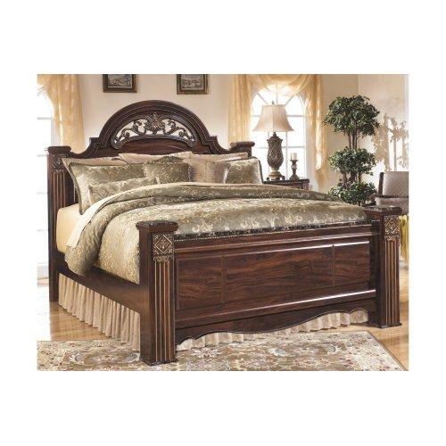 B347 Queen Bed (Gabriela)