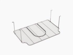 Stainless Steel Under-sink Shelf