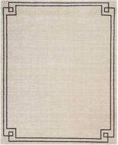 Christopher Guy Wool & Silk Collection Cgs10 Mediterranean Sand Rectangle Rug 8' X 10'