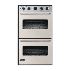 """Oyster Gray 30"""" Double Electric Premiere Oven - VEDO (30"""" Double Electric Premiere Oven)"""