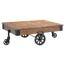 Poplar Estate Cocktail Cart