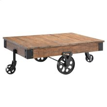 Poplar Estates Cocktail Cart