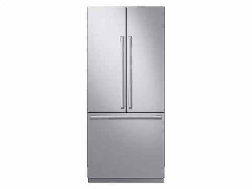 "Stainless Steel Accessory Kit for 36"" Built-in Refrigerator"