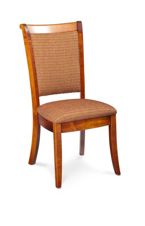 Empire Side Chair, Fabric Cushion Seat