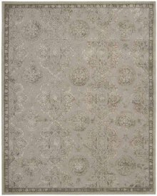 Regal Reg06 Gry Rectangle Rug 7'9'' X 9'9''