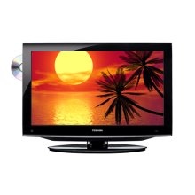 "Toshiba 22CV100U - 22"" class 720p 60Hz TV/DVD Combo"