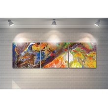 Abstract Colorful Artwork