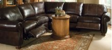 Benjamin Motion Sectional (Leather)