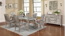 5 Piece Dining Set ( Table and 4 Side Chairs)