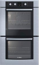 """30"""" Double Wall Oven 300 Series - Stainless Steel HBL3550UC Product Image"""
