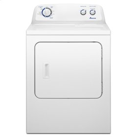 Amana® 7.0 cu. ft. Gas Dryer with Energy Preferred Cycle