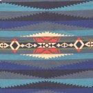 Lahaina Wave Turquoise Fabric Product Image