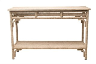 Olisa Console Table - 31h x 47.75w x 16d