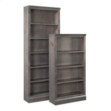 """48"""" Bookcase w/ 2 fixed shelves"""