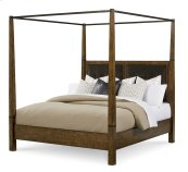 Echo Park Eastern King Poster Bed With Canopy