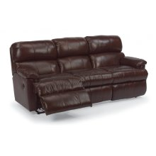 Chicago Leather Power Reclining Sofa