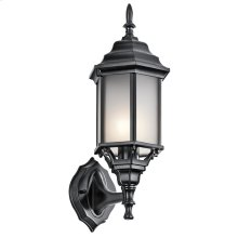 Chesapeake Collection Chesapeake 1 Light Outdoor Wall BK