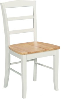 Madrid Chair Natural & White Product Image