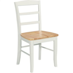 JOHN THOMAS FURNITUREMadrid Chair Natural & White