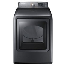 DV7400 7.4 cu. ft. Gas Dryer (Platinum)