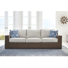 Sofa With Cushion